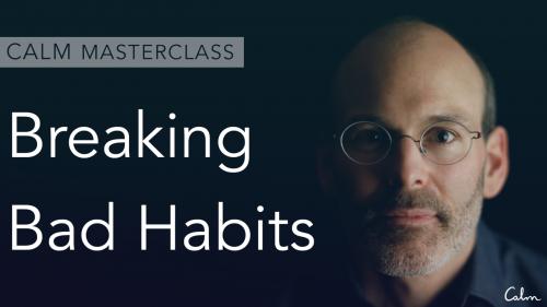 masterclass helps break your bad habits in 2018